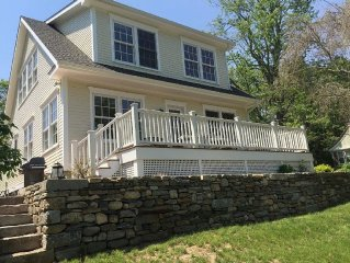 Great Location in Picture Perfect New England Village