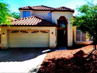 Estrella Mountain -  3 Bd/2.5ba BIKES/LAKES/ GOLF!!!