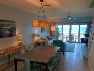 Oceanfront 3BR w/Amazing Views, Snorkeling and Shore Diving -- 5 mins to SMB!!