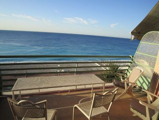 Panoramic Sea view with terrace - French Riviera atmosphere!