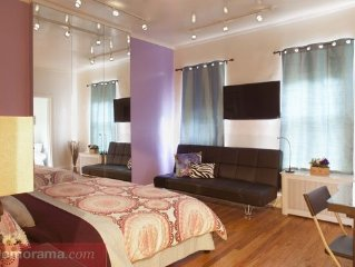 *Essential* Studio Apartment On The Upper East Side - Fantastic Location!