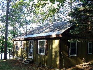 'Wickwood' Family Cottage On Beautiful Big Twin Lake!