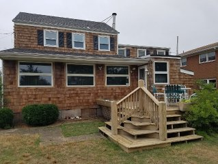 Summer Rental in quiet Seaside Park, walk to the beach or the bay
