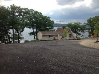 3 Bedroom, 2 Bath House With Loft On Beautiful Seneca Lake.