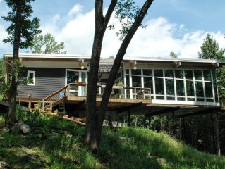 Woodstock Treehouse Near Catskills, Saugerties, Hits, Secluded Yet Close To All