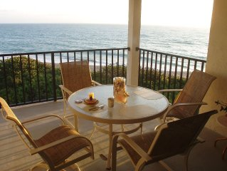 Hutchinson Island Marriott Resort Oceanfront Penthouse Condo