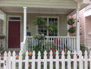 Rose Cottage Savannah/Great for Family & Friends/SVR #36