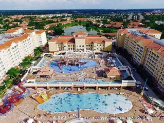 AMAZING 2 BEDROOM AT WESTGATE TOWN CENTER & SPA RESORT NEAR DISNEY