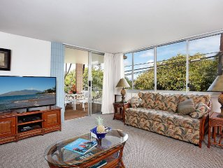 Spacious 2BR/2B just steps from the beach