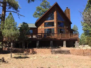 Escape the Heat!  Lovely Cabin On The Arizona Rim