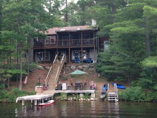 BEAUTIFUL VIEWS AND STUNNING SUNSETS AT THIS LAKEFRONT HOME!!!