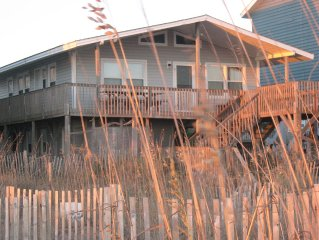 Beach Front- Terrific Deck-Booking Friday to Friday this summer!