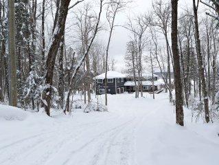 Newly Built Water Front Muskoka Cottage  - 6 Bedroom Winter & Summer Retreat