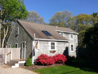 Comfortable, Cozy, East Falmouth Home