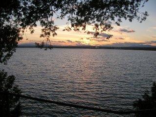 Lake Champlain Cabin