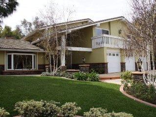 Spacious 5BR/3BA Home/ Resort Style Pool and Spa