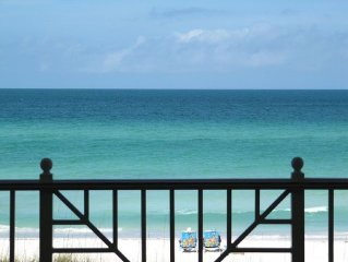 ON THE BEACH High-End Condo *****Aug 19-Sep 02 **** NEXT AVAILABLE (That Busy)
