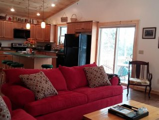 Adirondack Dream Apartment For Rent Near Lake George