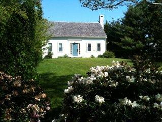 Walk to Beach fm this Quintessential Cape Cod House sleeping 15