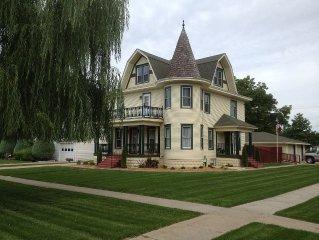 Victorian House Loup City Nebraska