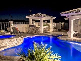 Resort style Pool Home  'Malibu of Havasu'