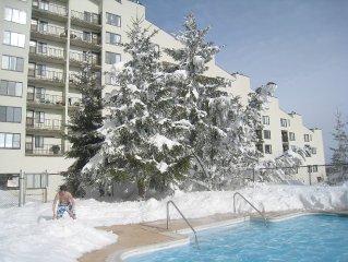 Ski, Board, inside/outside pools, tubing, Snowshoe, Silver Creek