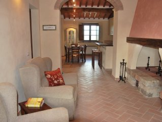 Your Home in Tuscany near San Gimignano !