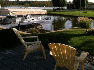 'Little piece of Heaven' Coldwater/Long Lake Rental- Monthly, Weekly or Weekend