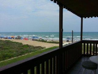 'Best in Class' Beachside Condo,  Steps from Beach