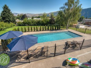 Green Acres Pool House by Sage Vacation Rentals
