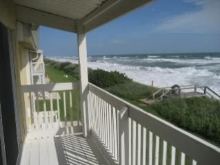 Beautiful Oceanfront Beach house- completely updated!