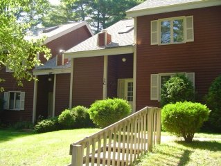 2,400 SF (4 level) condo in North Conway, NH