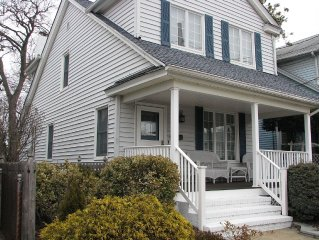Newly Renovated Beach House With All Amenities