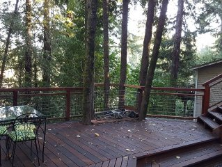 Redwood Getaway In Sonoma County