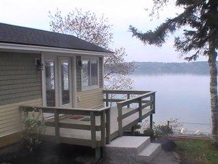 1 room luxury ocean front studio cottage