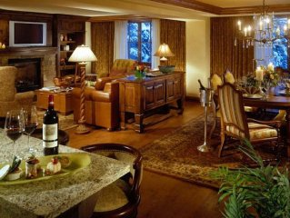 Luxury ski-in/ski-out Ritz-Carlton Club at Aspen Highlands