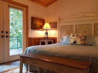 Cabin Rental with Hot Tub, Elkins WV. Great Summer Savings for the family