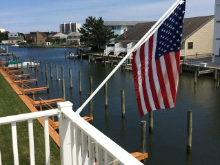 Immaculate Waterfront Town Home