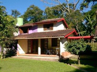 Casa em Boiçucanga para 5 pessoas