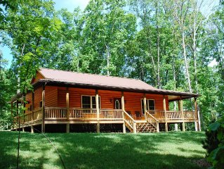 The Barred Owl Lodge: New Construction, Couple's Specials, Amenities Plus!