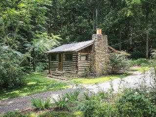 Country Cabin - PRISTINE CABIN, GREAT LOCATION, HOT TUB, LUXURY AMENIT