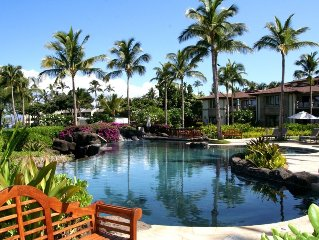 'Wailea Surf' Villa at Wailea Beach Villas: Exquisite Island Style Villa!