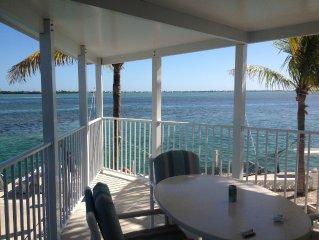 Dock, Htd 80' Pool, Deep Channel, 15 Min To Key West