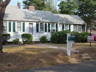 Walk to the beach from this family friendly cottage!