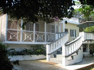 Jamaican Villa with Car and Driver Included