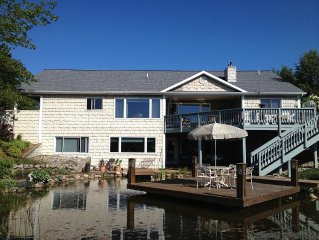 Great Family Home On 6 Acres ~ Private ~ 10 Minutes To The Water ~ Close To Town