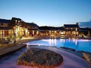 Villa Vacation Rental on Lake Travis - The Hollows Resort Community