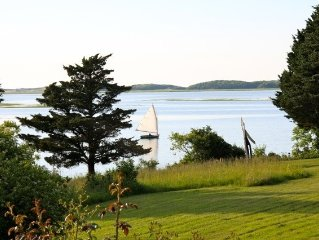 Amazing 5 Acre Waterfront Property, Private Beach