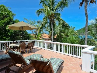 Villa Villekula - Waterfront - Kayak in Great Cruz Bay!