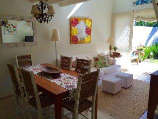 Charming beach house, condominium with full facilities and near the sea